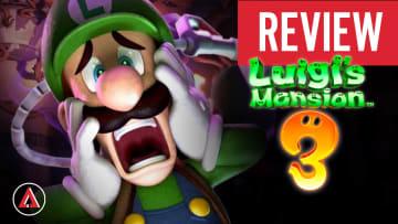 Luigi's Mansion 3 | DBLTAP Game Review