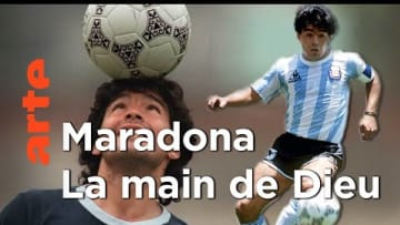 Maradona, un gamin en or | ARTE