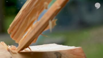 Matt Cogar and the Art of Chopping Wood