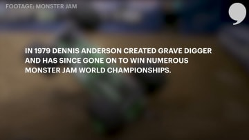 Meet Grave Digger's First Female Driver - Krysten Anderson