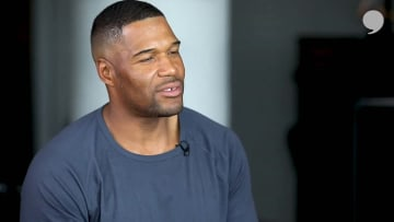 Michael Strahan and Marcus Davenport Reveal Who Starstruck Them   The Players' Tribune