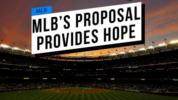 MLB's Latest Proposal Provides Hope