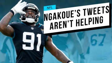 We get that the Jags pass rusher wants out, but he's not going about it the right way.