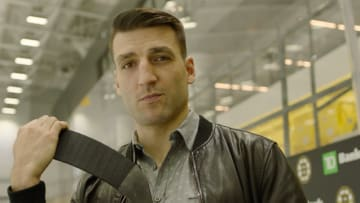 Patrice Bergeron knows that it's what you do off the ice that matters most. The Boston Bruins center reflects on his journey to the NHL and the role his parents played in making his dreams come true.