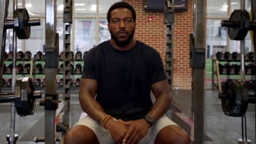 Finding inspiration in the legendary Walter Payton, Patrick Willis focused on building a work ethic to play for Ole Miss Football.
