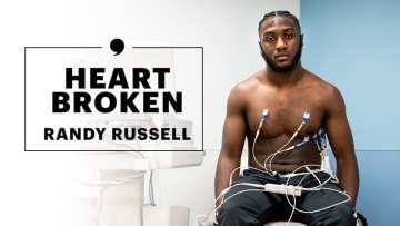 Randy Russell Jr.'s Football Career Came Into Question in an Instant | The Players' Tribune