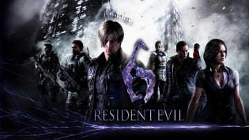 What is the price, download size, and DLC for Resident Evil 6 for the Nintendo Switch?