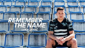 After a breakthrough season at Eintracht Frankfurt, Luka Jovic has the confidence (and goals) to start a new chapter at Real Madrid.