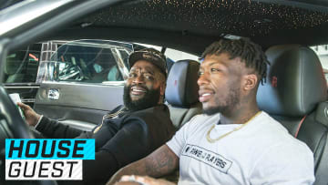 Rick Ross' 254-Acre Atlanta Mansion | Houseguest with Nate Robinson
