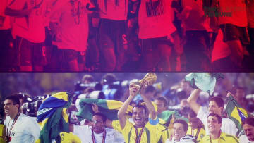 Roberto Martinez on How To Beat Brazil