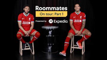 Roommates on Tour: E1 | Virgil van Dijk and Joe Gomez