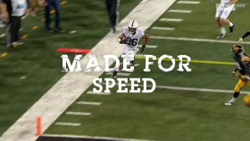 Saquon Barkley - Made for Speed