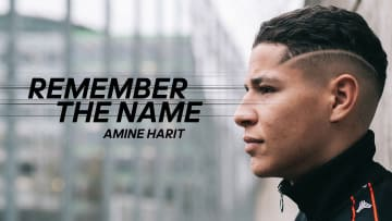 Bundesliga Rookie of The Year for Schalke 04 Amine Harit is determined to make sure you remember his name.