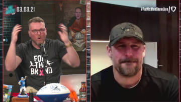 Show Producer Foxy Asks Dan Campbell A Question - The Pat McAfee Show
