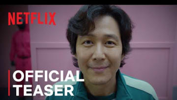 Squid Game | Official Teaser | Netflix