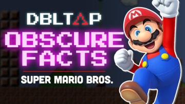 Super Mario Bros Trivia | DBLTAP Obscure Facts