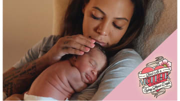 Sydney Leroux Takes Her Baby Girl Home from Hospital | Bad as a Mother Ep. 8