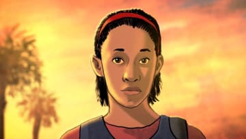 The Indigo Child by A'ja Wilson | The Players' Tribune