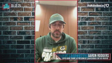 On today's episode of The Pat McAfee Show, former Indianapolis Colts punter Pat McAfee is joined by Green Bay Packers superstar quarterback Aaron Rodgers to discuss some of the biggest storylines from this past week, including a breakdown of the Packers second round playoff matchup against the Los Angeles Rams. A member of the crew Ty asks Aaron Rodgers how he adjusts to cold games at Lambeau Field. The Packers won an impressive game in the snow to close out the regular season and temperatures look low for their upcoming matchup with the Rams. The Rams are accustomed to playing in the sun, which could give Rodgers and the Packers an advantage.