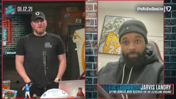 On today's episode of The Pat McAfee Show, former Indianapolis Colts punter Pat McAfee is joined by Cleveland Browns pro bowl wideout Jarvis Landry. The Browns defeated the Steelers in the opening round of the playoffs after getting rid of a decade long playoff drought. Jarvis Landry has been Baker Mayfield's favorite target this year and the two talk about their on field chemistry. The Browns have a tall order next week as they take on defending Superbowl champions Kansas City Chiefs. It will be interesting to see if Jarvis Landry and Baker Mayfield can continue to link up; as the Browns will need a lot of points to win their next game.