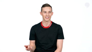 Do you self-diagnose on WebMD? American figure skater Adam Rippon recently did, and the results weren't good.