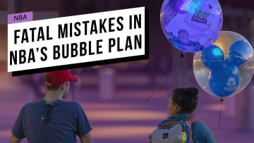 There Are Fatal Mistakes in NBA's Bubble Plan