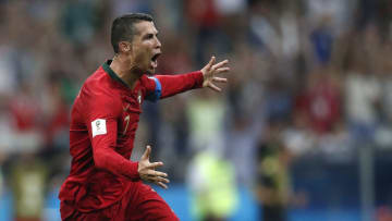 Ronaldo is one of the game's all time greats