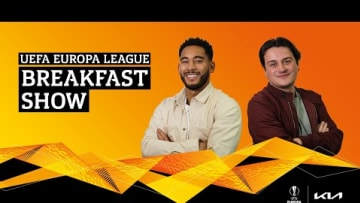 UEL Breakfast Show: Season Highlights Ahead Of The Round of 16 | Presented By Kia