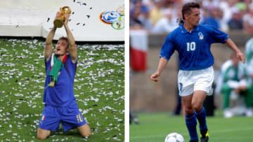 Francesco Totti o Roberto Baggio