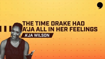 When A'ja Wilson Missed Her Chance To Meet Drake