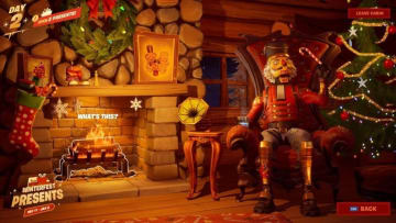 Winterfest Lodge Fortnite is a new feature of the holiday event.