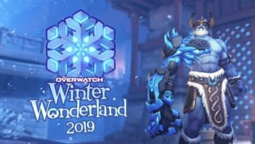 When does Overwatch's Winter Wonderland 2019 event end?