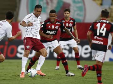 Flamengo e Fluminense duelam pela grande final do Carioca 2021