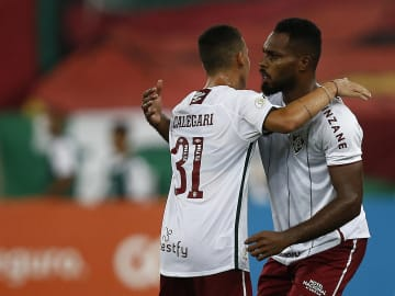 2020 Brasileirao Series A: Flamengo v Fluminense Play Behind Closed Doors Amidst the Coronavirus