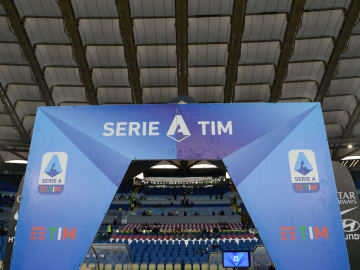 logo of the Serie A