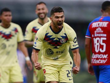 Henry Martín - Soccer Forward