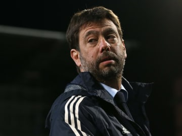 Andrea Agnelli was one of the ringleaders of the Super League project
