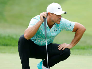 Brooks Koepka is the favorite in the 2021 Shriners Children's Open.