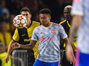 Lingard's error led directly to Young Boys netting an injury-time winner