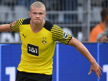 Erling Haaland is wanted across Europe