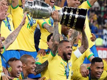 Jogador liderou o Brasil na Copa América de 2019