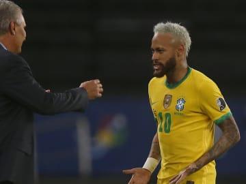 Neymar s'est offert un nouveau but dans cette Copa America.