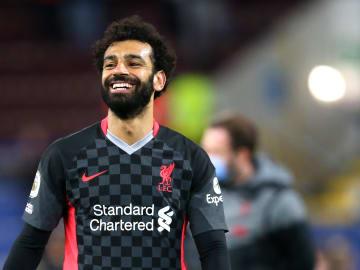 Mohamed Salah's goalscoring record is ridiculous