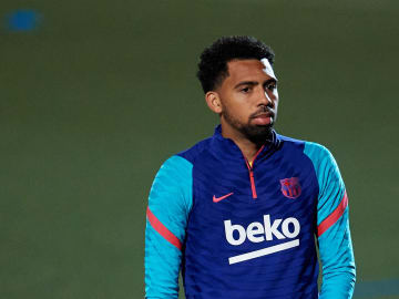 Barcelona terminated Matheus' contract last month