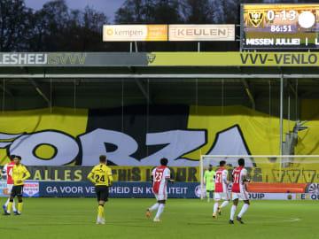 "Dutch Eredivisie""VVV-Venlo v Ajax Amsterdam"""