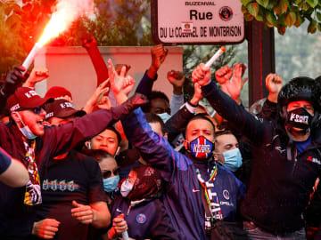 Les supporters parisiens ne veulent pas du nouveau maillot domicile du PSG.