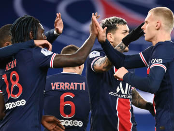 FBL-FRA-LIGUE 1-PSG-BORDEAUX