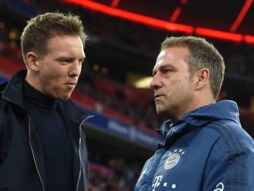 Nagelsmann y Flick tendrán nuevo banquillo para la próxima temporada