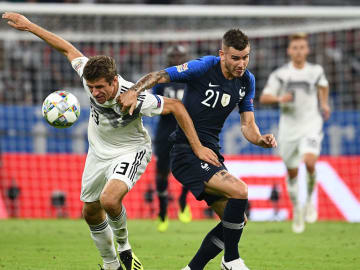 France face Germany in their EURO 2020 Group F fixture at the Allianz Arena on Tuesday night.