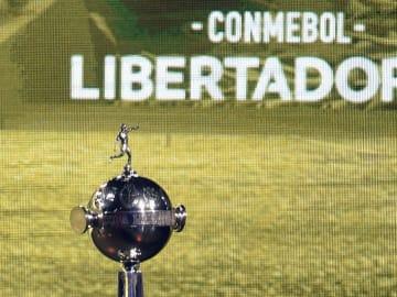 FBL-PARAGUAY-LIBERTADORES-DRAW